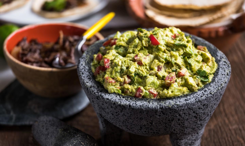 bowl of guac