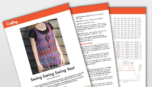 Craftsy Swing Swing Swing Vest Pattern Titlecard