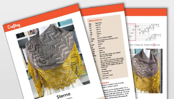 Sterna Pattern Titlecard