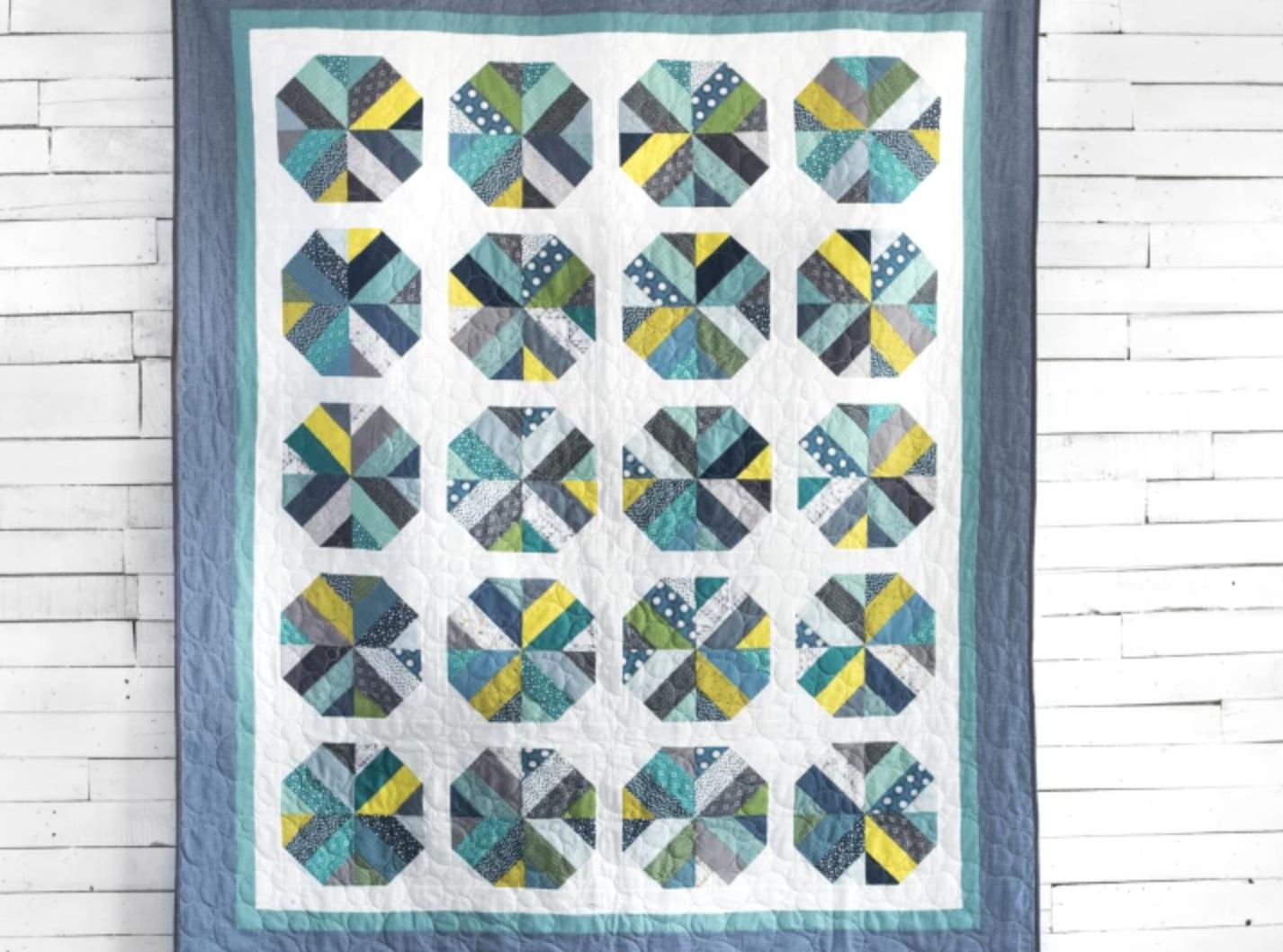 gumball quilt