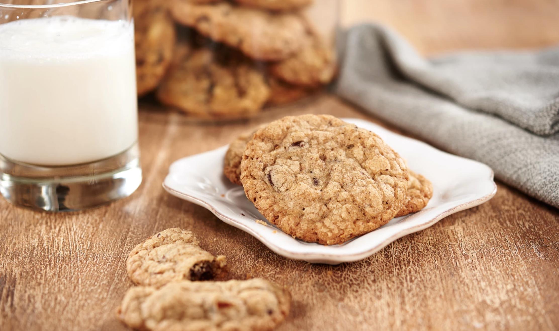gluten free chocolate chip cookie