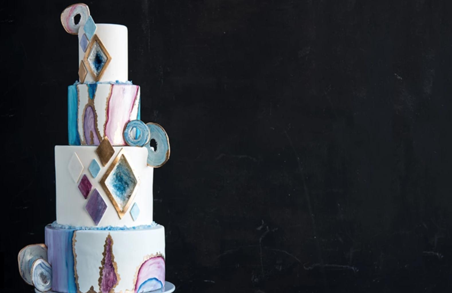 agate cake