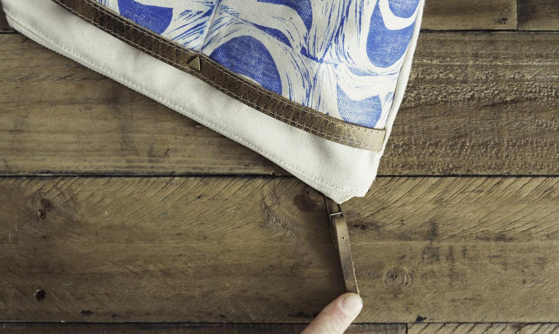 zipper pouch zipper detail