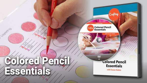 Craftsy Colored Pencil Essentials DVD