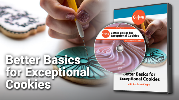 Craftsy Better Basics for Exceptional Cookies DVD