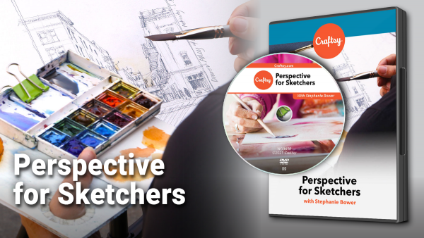Craftsy Perspective for Sketchers DVD