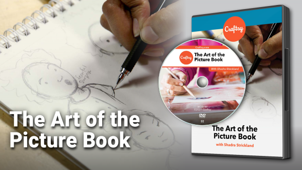 Craftsy The Art of the Picture Book DVD