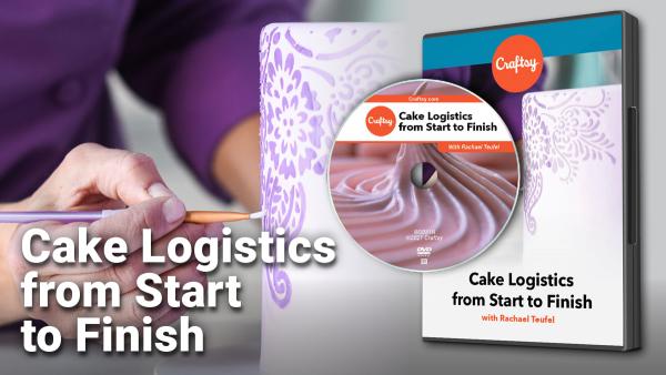 Craftsy Cake Logistics DVD