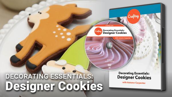 Craftsy Designer Cookies DVD