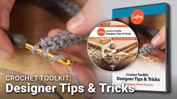 Craftsy Designer Tips and Tricks DVD