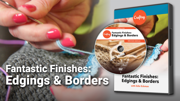 Craftsy Fantastic Finishes DVD