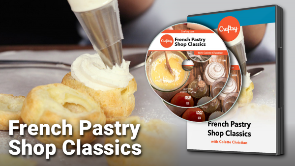 DVD French Pastry Shop Classic DVD