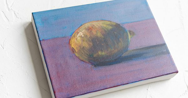 Painting of a ball