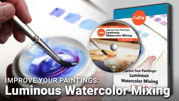 Craftsy Improve Your Paintings DVD