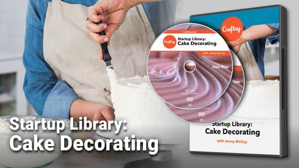 Craftsy Cake Decorating DVD