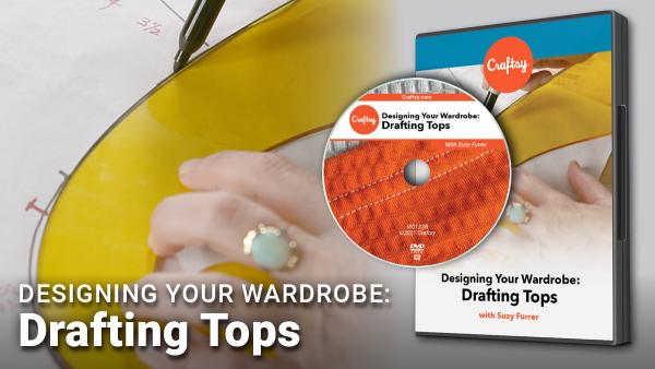 Designing Your Wardrobe DVD Advertisement
