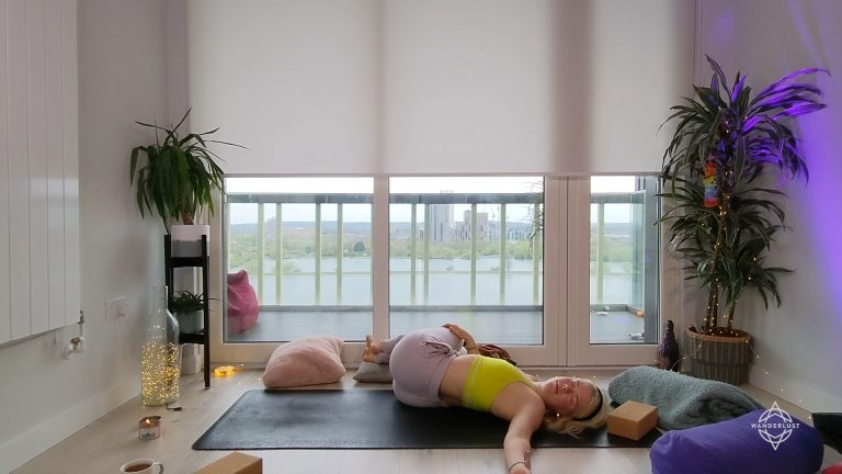 Blissful Yin Yoga: Kidney & Urinary Bladder