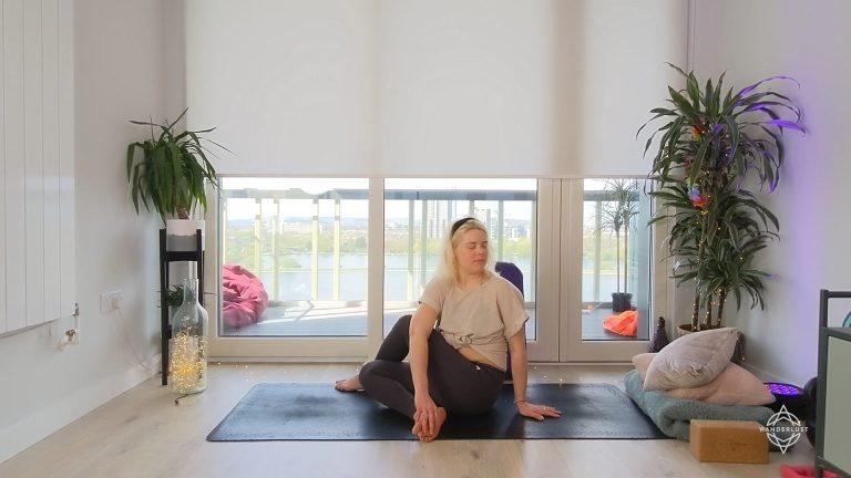 Blissful Yin Yoga: Liver & Gallbladder