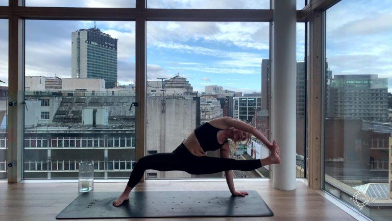 Mandala Vinyasa: Intermediate Power Yoga Flow
