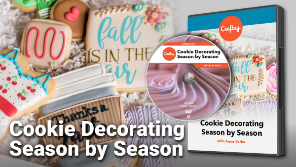 Craftsy Cookie Decorating DVD