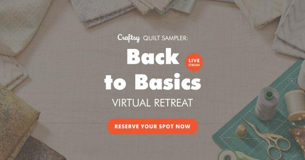 Craftsy Back to Basics Image