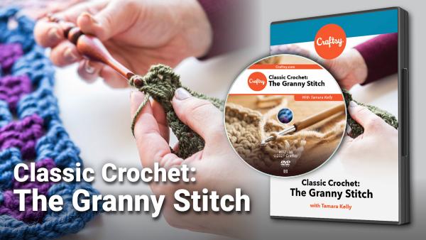 Classic Crochet: The Granny Stitch DVD