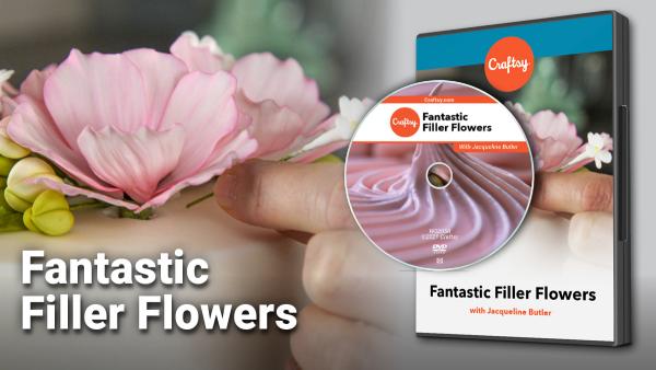 Fantastic Filler Flowers DVD