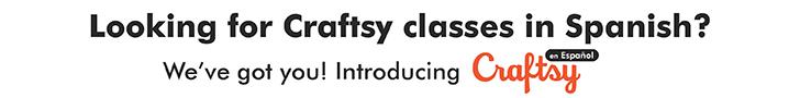 craftsy en espanol now available