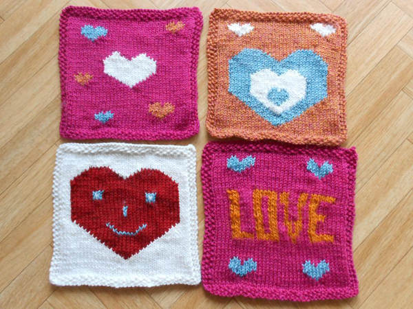 Love Potion Washcloths