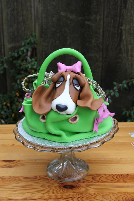 Bluprint Member Cake - Droopy Dog Cake