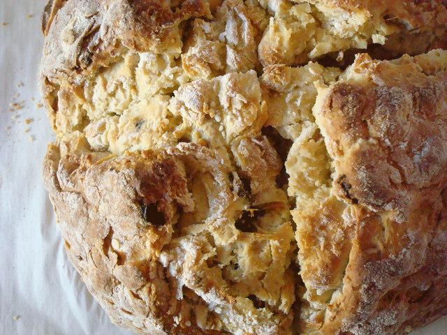 Fresh-Baked Irish Soda Bread