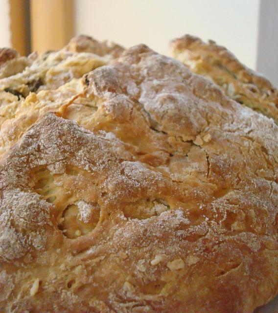 Irish Soda Bread with Nice Crust