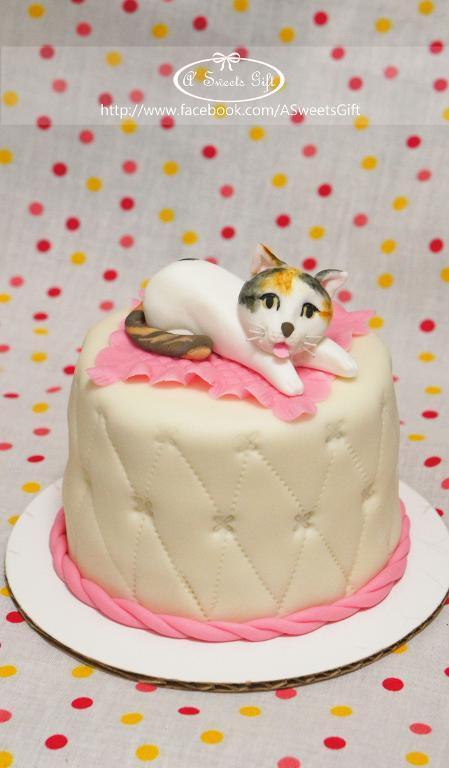 Cat Cake - Bluprint Member Project