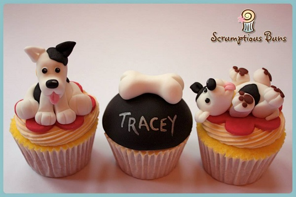 Animal-Topped Cupcakes