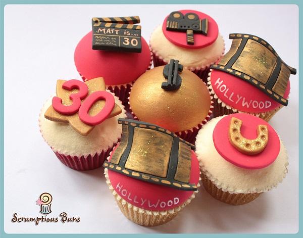 Hollywood Cupcakes
