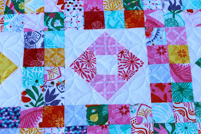 Colorful All Over Splash Pattern - Bluprint Member Pattern