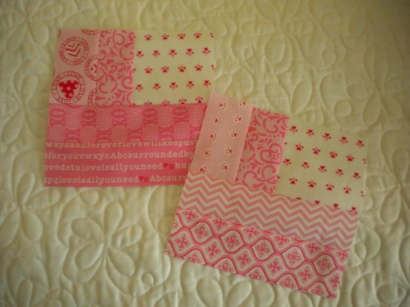 Quilt Design: Square in a Square Quilt Block