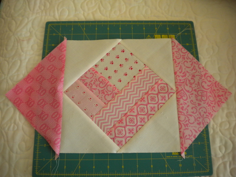 Step 3: Add Next Layer of Triangles