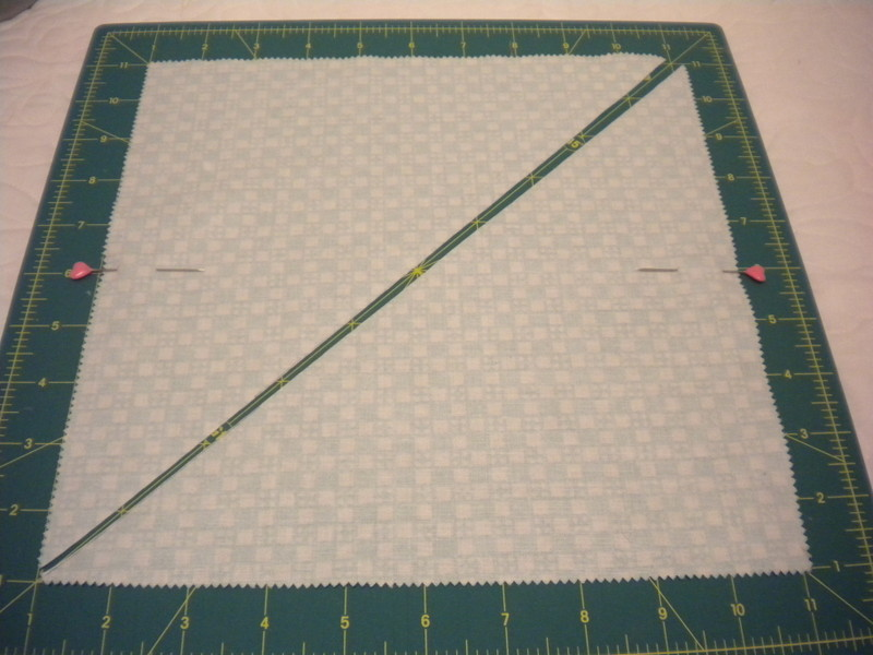 Cut Fabric for Continuous Binding