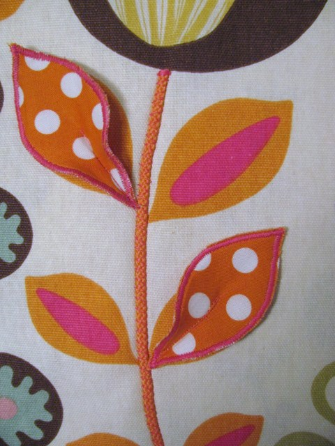 Flower Sewing Project with 3D Embellishments