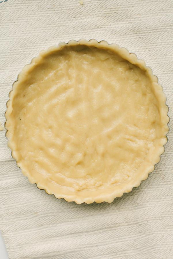 Smooth Tart Crust