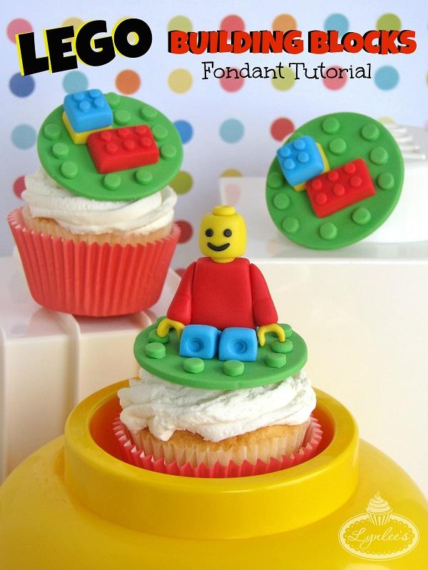 Lego Fondant Tutorial - Bluprint.com