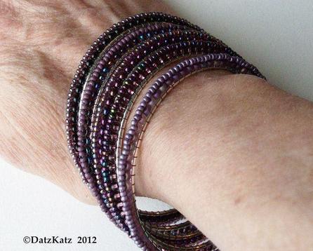 Bangle Bracelet: Jewelry Pattern on Bluprint
