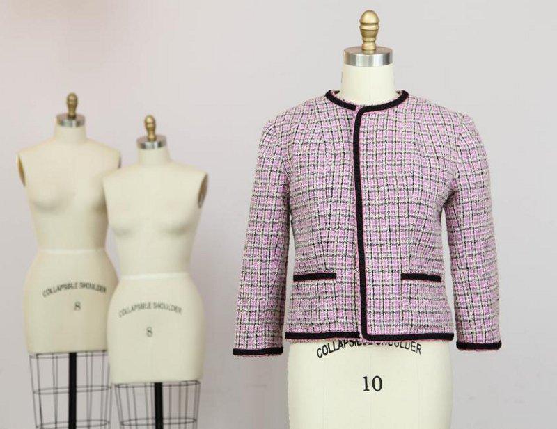 Iconic Tweed Jacket