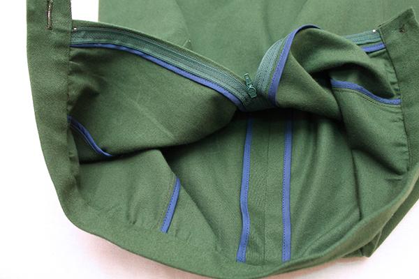 A Look Inside a Vintage Skirt