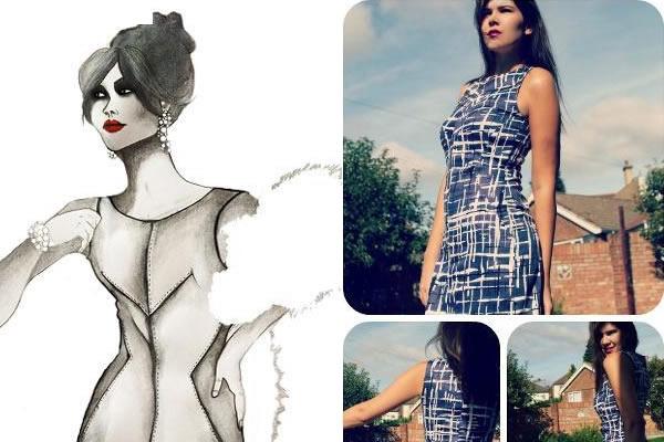 Dress Pattern by Craftsy Member
