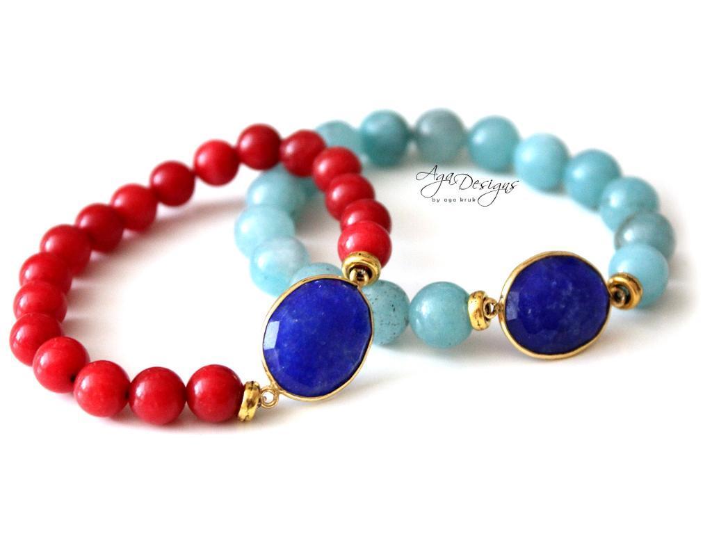 Free Jewelry Pattern: Beaded Bracelets