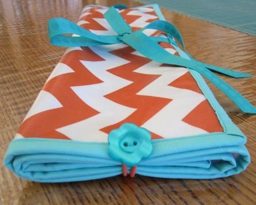 Portable Quilting Fabric Holder - Pattern on Bluprint