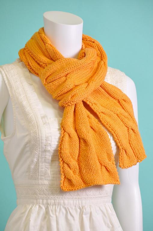 Free Scarf Knitting Pattern