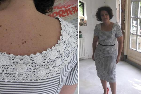 Vintage-Inspired Dress